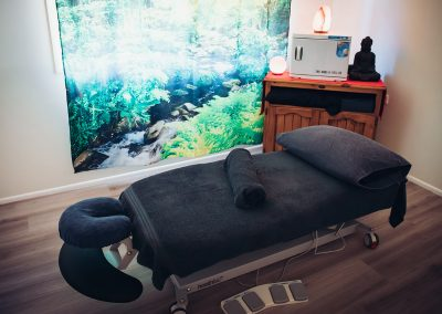 Palm View Massage treatment room
